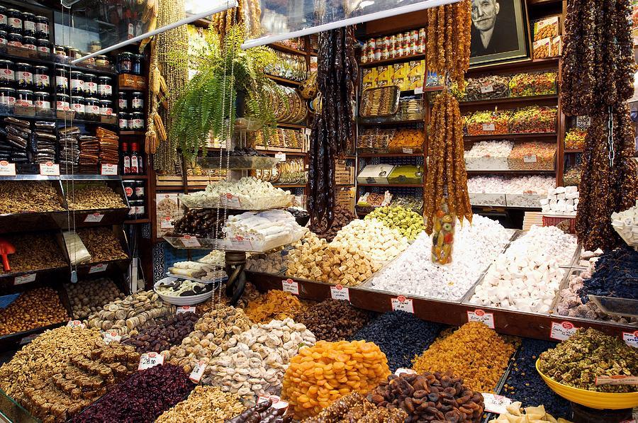 рынок грецкого ореха
